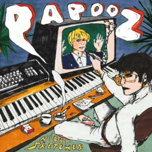 Papooz / Night Sketches (CD)