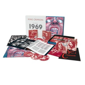 King Crimson / The Complete 1969 Recordings  (26 Discs Box Set - 20 CDs + 4 Blu-Rays + 2 DVDs) (2-3일 내 배송 가능)