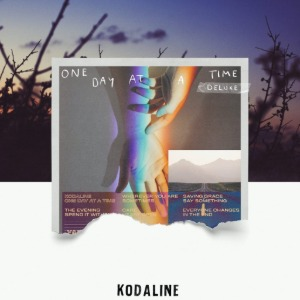 Kodaline / One Day At A Time (CD, Deluxe Edition)*12월 4일 배송 예정*