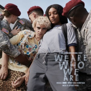 OST(Devonté Hynes) / We Are Who We Are (Vinyl, 2LP, Light Blue Colored, US Import) (Pre-Order 선주문, 2월 말 발매 예정)